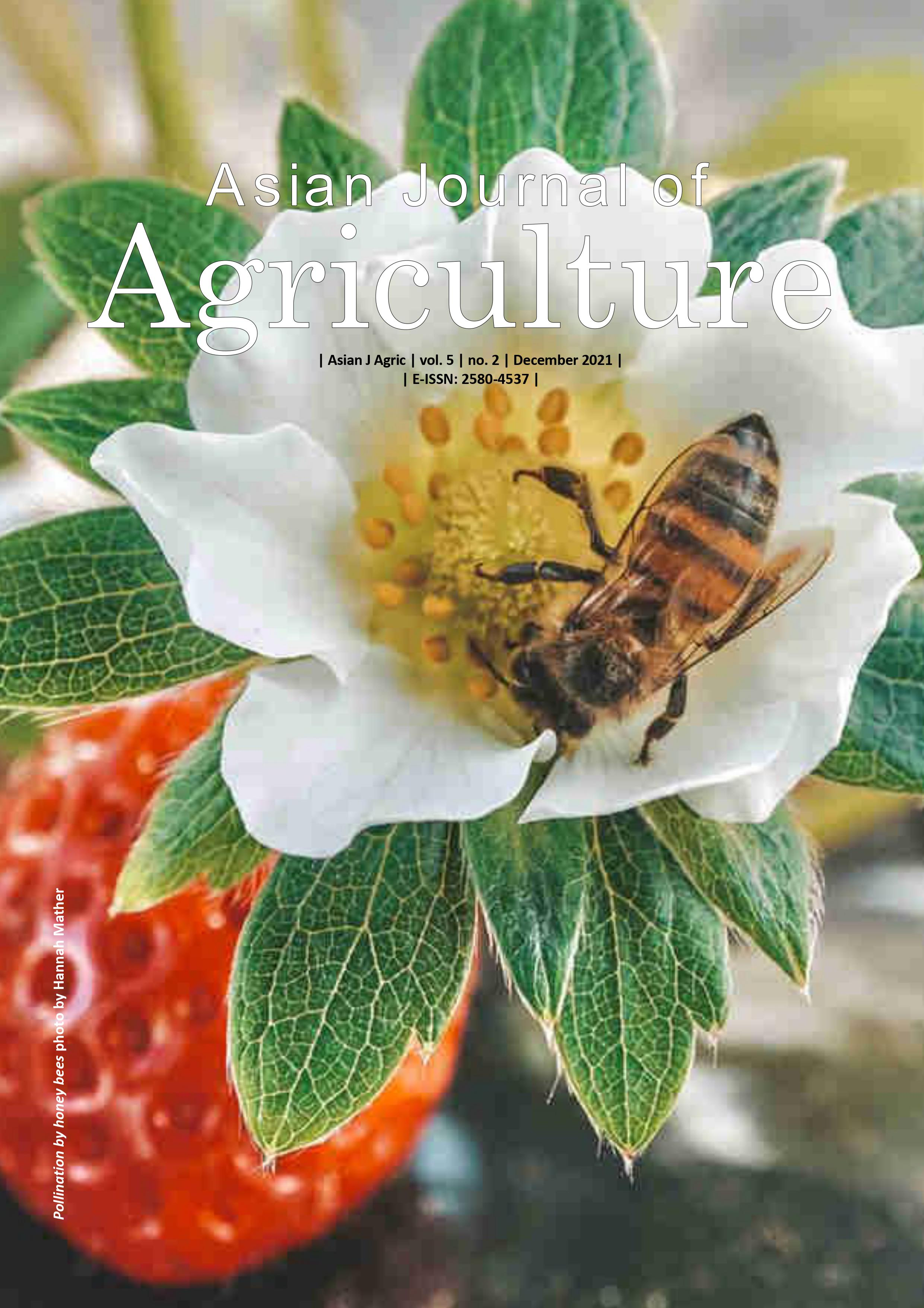 Asian Journal of Agriculture