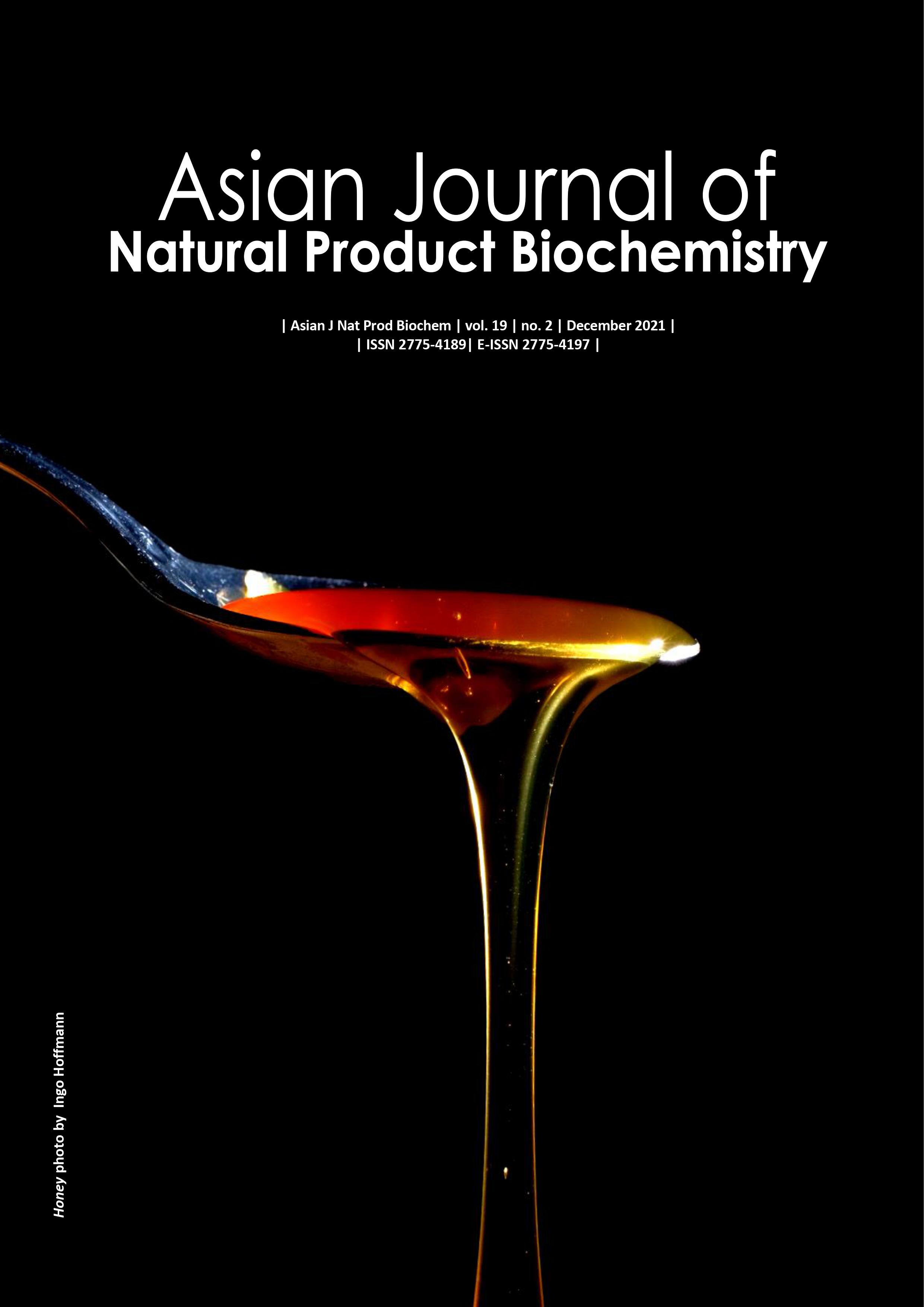 Asian Journal of Natural Product Biochemistry