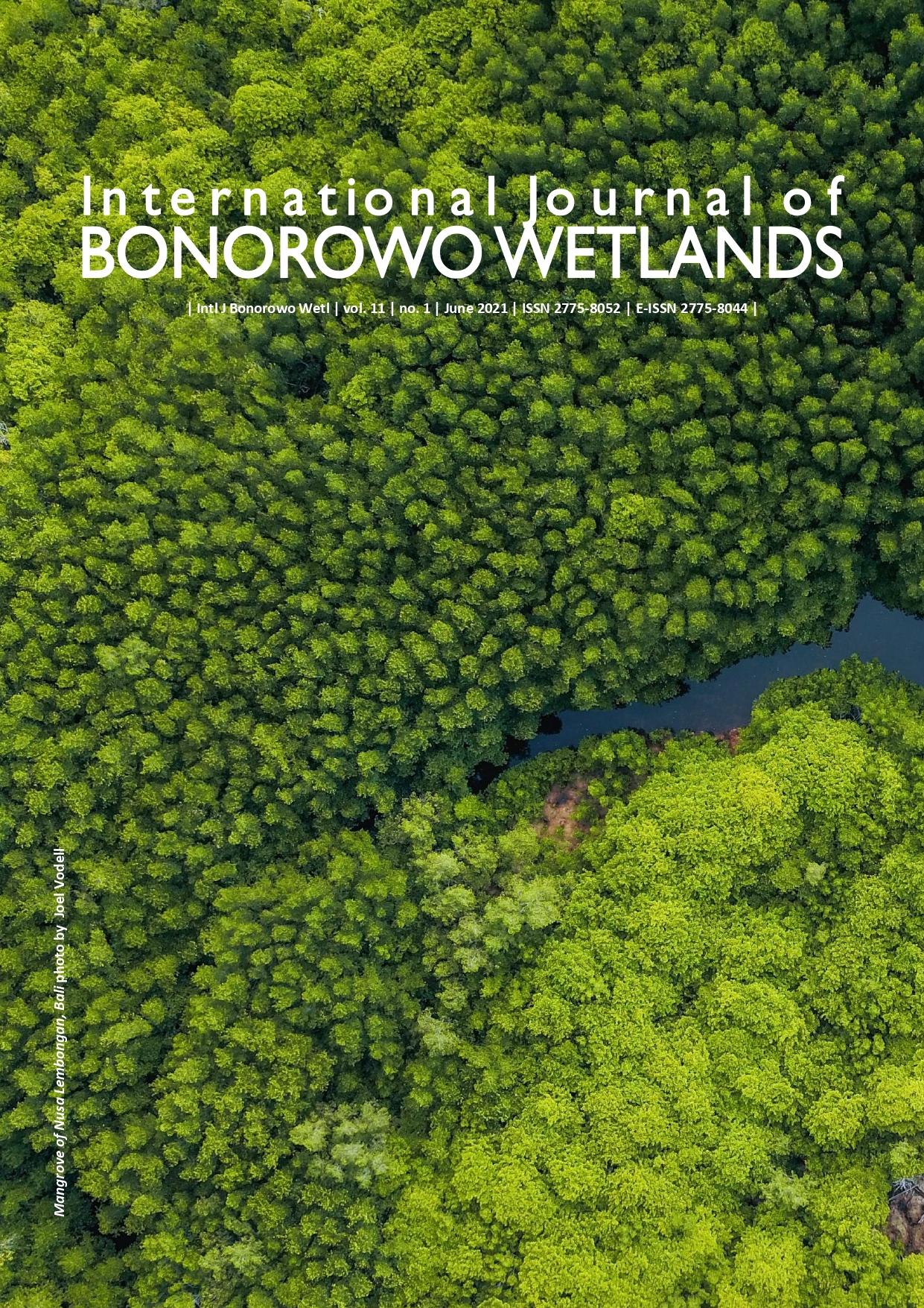 International Journal of Bonorowo Wetlands